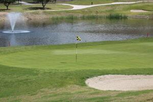 Nuestros Mid-Amateur despliegan su mejor golf en Font del Llop