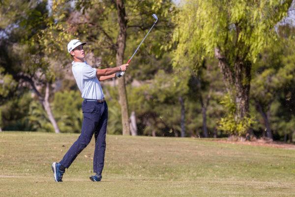 Cuatro valencianos superan el corte en Golf Santander