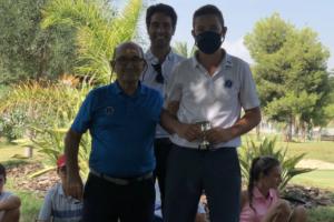 Éxito en el séptimo aniversario de la Escuela de Golf de Elche