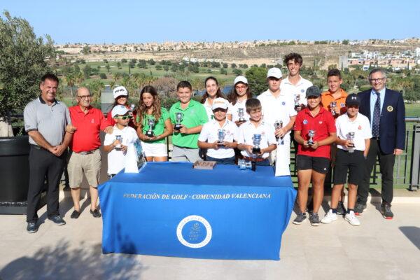 La Finca pone el broche de oro al Campeonato Juvenil de la Comunidad Valenciana