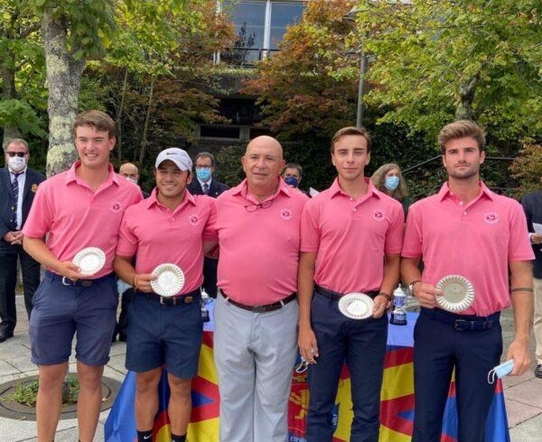 Escorpión, bronce en el Campeonato de España Interclubes Masculino