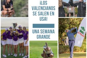 Sobresalientes resultados de nuestros valencianos en Estados Unidos